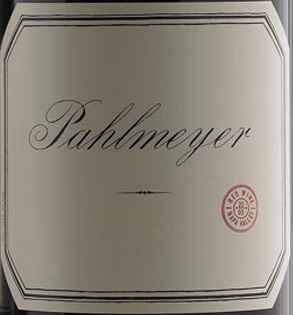 Pahlmeyer Wines