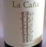 Stems and Legs will host Bodegas La Cana 2010 Albariño virtual tasting on April 15, 2012
